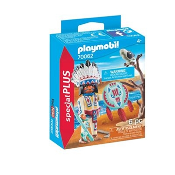 Playmobil Native American Chief 70062