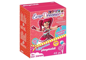 Playmobil Starleen - Candy World 70387