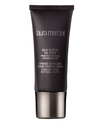 Laura Mercier Silk Crème Oil Free Photo Edition Foundation Rose Ivory 30ml