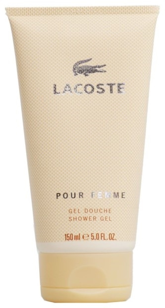 Lacoste Pour Femme Shower Gel Unboxed 150ml