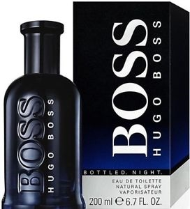 Hugo Boss Bottled Night Eau De Toilette Spray 200ml