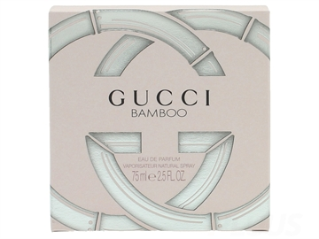 Gucci Bamboo Eau de perfumes Spray 75ml