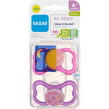MAM Air Night Sut 6 mdr+ - Pink
