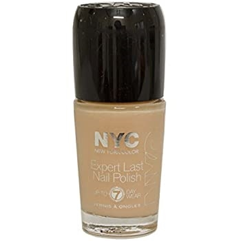 NYC New York Color Expert Last Nail Polish 9.7ml Carrie^d Away (nr.165)