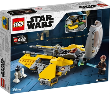 LEGO Star Wars TM 75281 Anakins Jedi - Interceptor