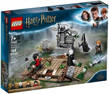 LEGO Harry Potter Tm 75965 Voldemorts Opstandelse