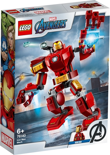 LEGO Super Heroes 76140 Iron Man-Robot