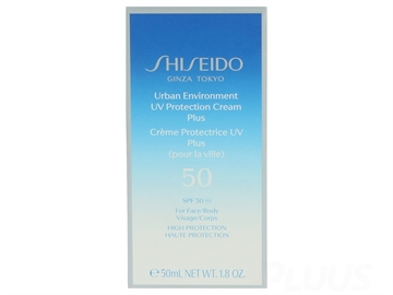 Shiseido Urban Environment UV Protection Cream Plus SPF50 50 ml