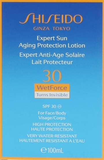 Shiseido Expert Sun Aging Protection Lotion SPF30 100ml