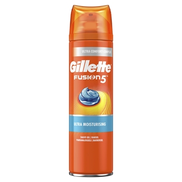 Gillette Fusion 5 Shaving Gel - Extra Moisturising 200ml