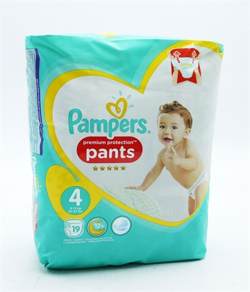Pampers Pants Premium Protection S49'