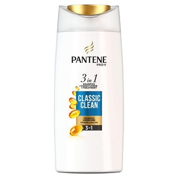 Pantene Shampoo Classic 3In1 700ml
