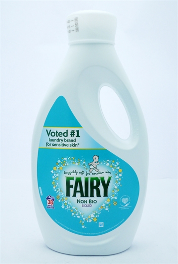 Fairy Laundry Non Bio Liquid 38Wash 1330ml