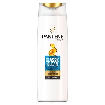 Pantene Pro-V Classic Clean Shampoo 270ml, For Normal To Mixed Hair