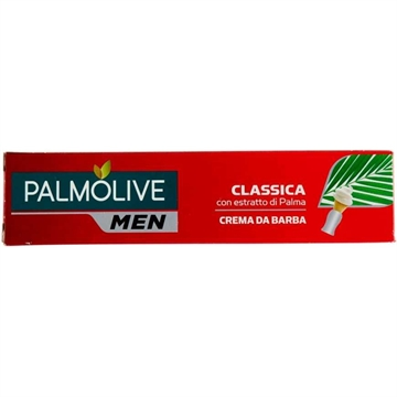 Palmolive shave cream 100 ml Fresh mint tube
