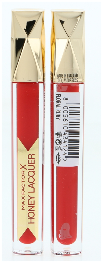 Max Factor Colour Elixir Honey Lacquer Gloss #25 Floral Ruby 3,8 ml