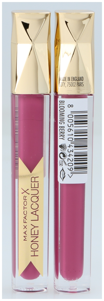 Max Factor Colour Elixir Honey Lacquer Gloss #35 Blooming Berry 3,8 ml