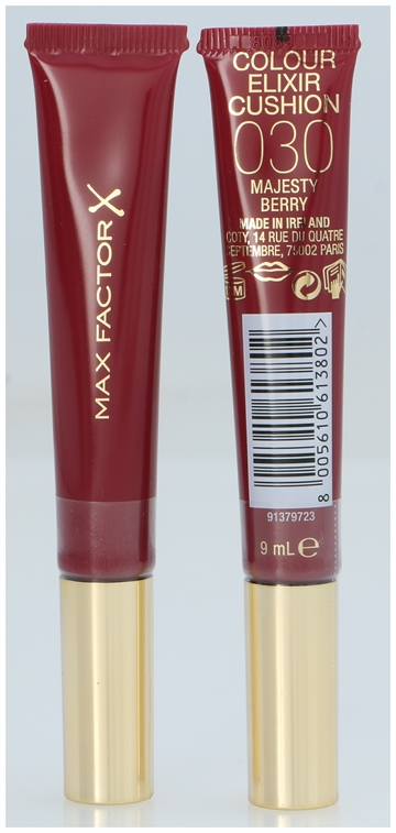 Max Factor Colour Elixir Cushion Lipgloss #030 Majesty Berry 9 ml