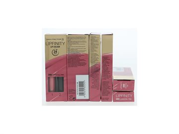 Max Factor Lipfinity Lip Colour 24 Hrs 300 Essential Pink - Step 1 2.3 ml/Step 2 1.9 Gr 4,2 ml