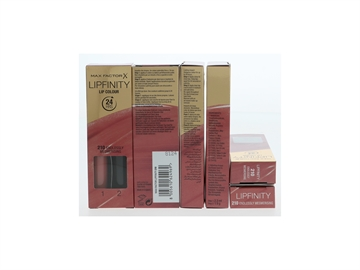 Max Factor Lipfinity Lip Colour 24 Hrs 210 Endlessly Mesmerising - Step 1 2.3 ml/Step 2 1.9 Gr 4,2 ml
