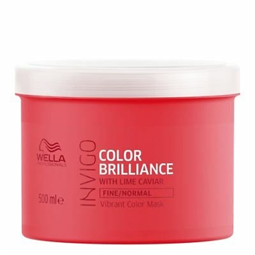 Wella Professionals INVIGO BRILLIANCE FINE HAIR MASK 500ML