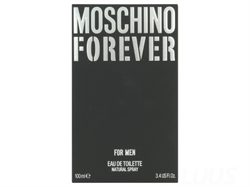 Moschino Forever For Men Eau De Toilette Spray 100ml