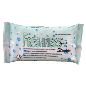 Freshness Refreshing Wet Wipes 15