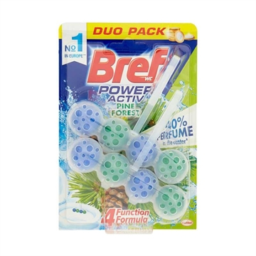 Bref Wc Power Active 2X50g Pine Forest