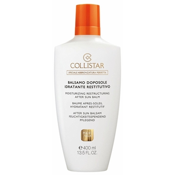 Collistar Moistur. Restructuring After Sun Balm 400ml