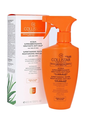 Collistar Supertanning Water With Aloe Milk 400ml