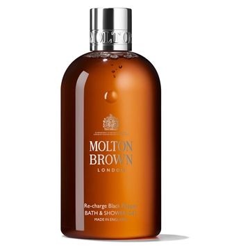 M. Brown Re-Charge Black Pepper Bath & Shower Gel 300ml