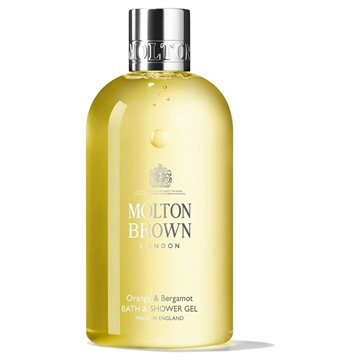 M.Brown Orange & Bergamot Bath & Shower Gel 300ml