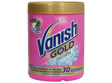 Vanish Oxi Action Gold Powder 940 gr Pink