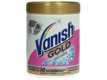 Vanish Oxi Action Gold Powder 940 gr White