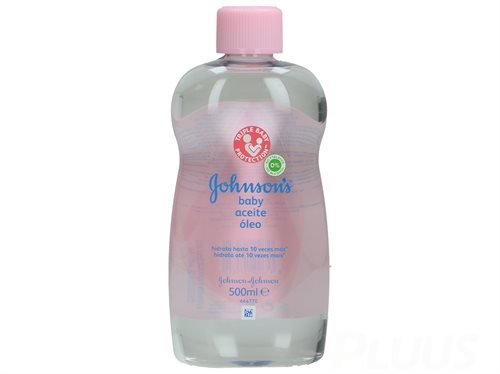 Johnson's Baby Oil - Original 500 ml