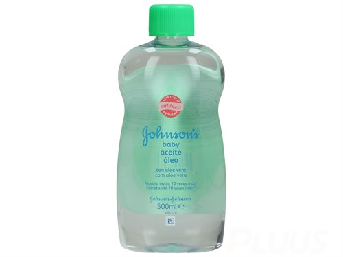 Johnson's Baby Oil - Aloe Vera 500 ml