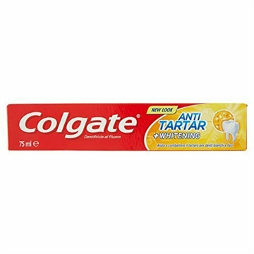 Colgate Toothpaste 75 ml Anti-Tartar + Whitening