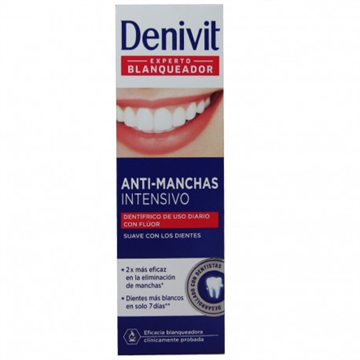 Denivit Toothpaste 50ml Anti-Stain