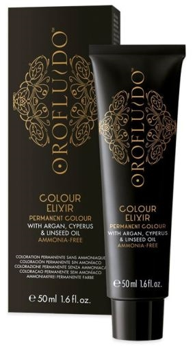 Orofluido COLOUR ELIXIR permanent colour 5,3 light golden brown 50 ml
