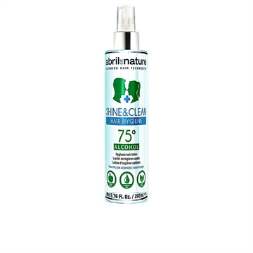 Abril Et Nature Shine&Clean Hair Hygiene 75º Alkohol 200ml