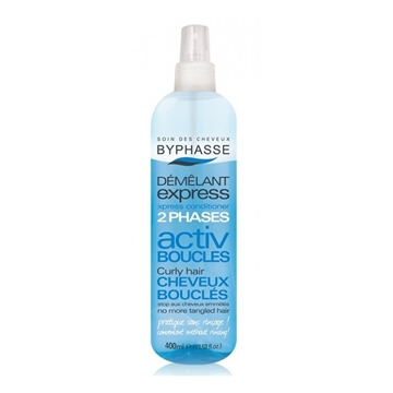 Byphasse Biphasic Conditioner 400ml Curly Hair