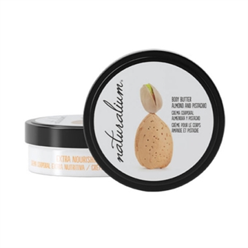 Naturalium Almond & Pistachio Body Butter 200ml