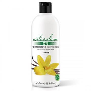 Naturalium Vainilla Shower Gel 500ml