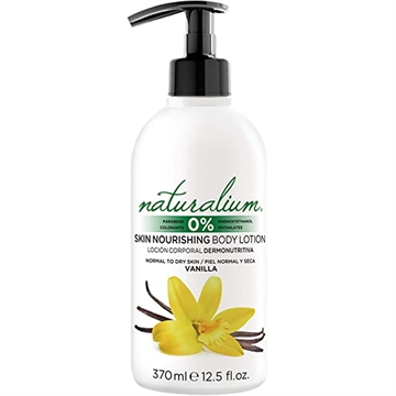 Naturalium Vainilla Body Lotion 370ml
