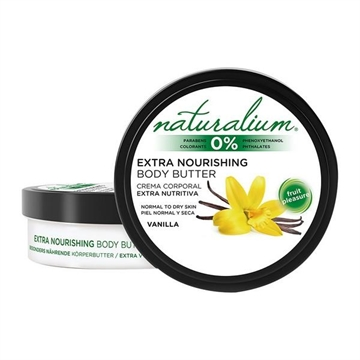Naturalium Vainilla Body Butter 200ml