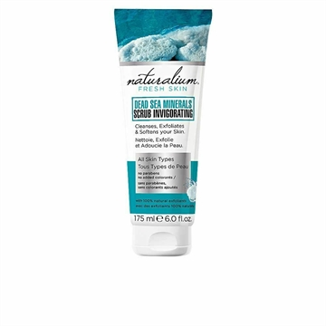 Naturalium Dead Sea Minerals Scrub Invigorating 175ml