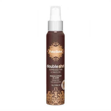 Fake Bake 120ml Double Shot Espresso Tan Gel