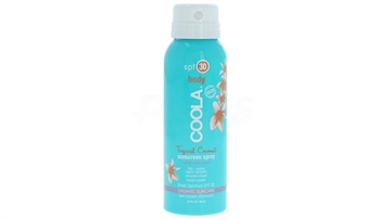 Coola Sport Sunscreen Spray SPF30 88ml Tropical Coconut