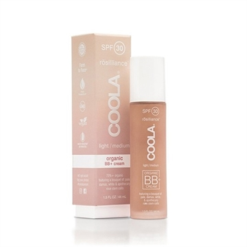 Coola Rosilliance Organic BB Cream SPF30 44ml Light/Medium