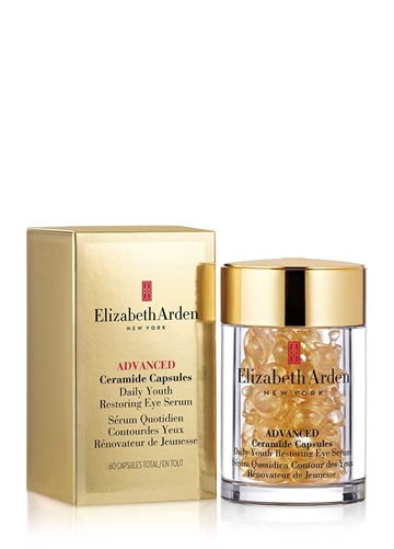 Elizabeth Arden Ceramide Advanced Ceramide Eye Serum Daily Youth Restoring 60 Capsules 10.5ml